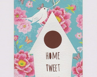 Home tweet home papercut