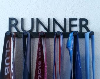 Runner Marathon Medal Display Medal Rack Medal Holder Running Medal Hanger Race Medal Holder