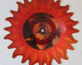 1980s a-ha 'The Sun Always Shines on T.V./Driftwood' picture disc, 7-inch