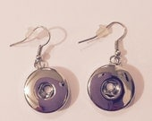 Snap Jewelry- Snap Earrin...