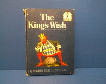 The King's Wish - And Other Stories by Benjamin Elkin, Copyright 1960