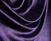 Royal purple and black ch...