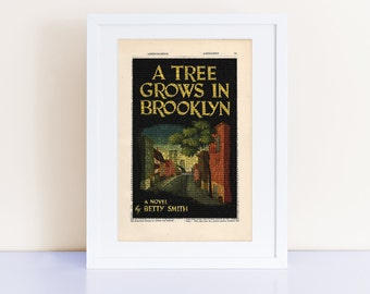 a tree grows in brooklyn book She references a white dress several times throughout the book as well i feel this signifies innocence and naivety in its purest sense she writes that fate will wear a white dress in her play and again later on page 360 francie says, i wish i could wear a white dress i think that francie wishes to go back.