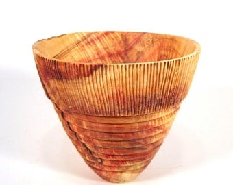 Handcrafted Box Elder Burl Best of Show