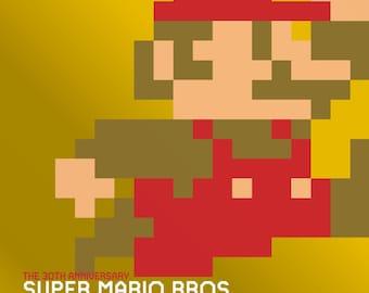 Nintendo Super Mario Bros. Music The 30th Anniversary !!!