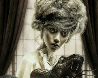 A Serpent's Kiss