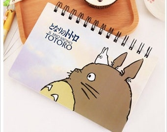 Kawaii Totoro Weekly Planner - Totoro Happy Sunny Day