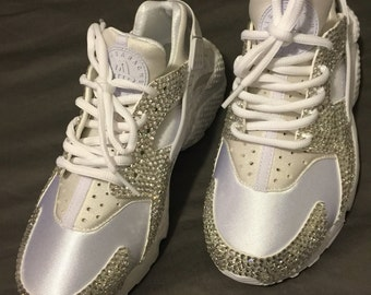 Crystal Nike Huaraches