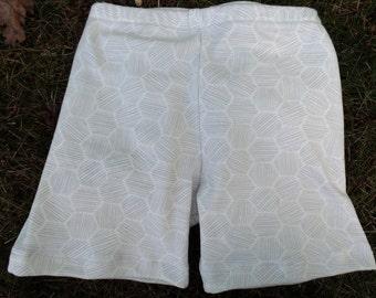 Organic Honeycomb Stretch Shorts 18M