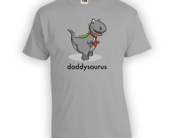 Daddysaurus - Daddy Dinosaur Shirt, Fathers Day, Kids Birthday, Dinosaurs, Dinosaur Shirt, Dinosaur Gift, Step Dad Gift, Gift for Him CT-388