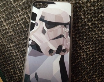 Star Wars Storm Troopers iPhone 5/5s/6/6s6 plus hard transparent cover #2