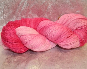 Starbust - Lace Weight Hand Dyed Yarn