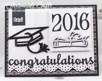 Congrats Grad 2016 Graduation Card