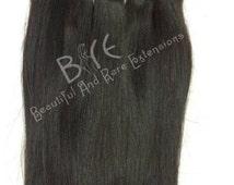 Virgin Hair Bundles/ Virgin Hair Extensions/Hair Bundles/ Four Bundles Deals- Natural Straight