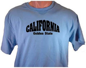 State Nickname California Colorado Connecticut T-Shirt