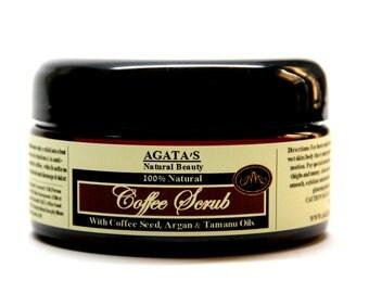 Anti-Cellulite, Exfoliating & Firming Coffee Scrub