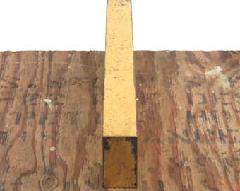 I golden shopfront letter, loft, workshop, kid bedroom, wedding,