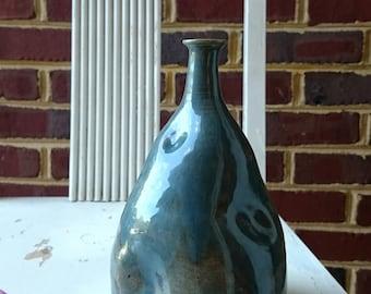 Handmade Pottery Flower Vase