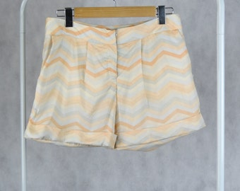 Patterned Shorts - Spring/Summer - Size 10AUS - ONE OF A KIND