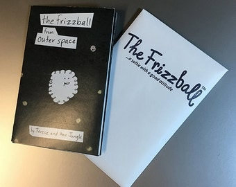The Frizzball from Outer Space Booklet