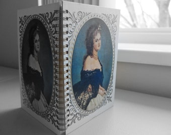 Vintage Journals | French Series | Different Options
