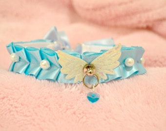 Heavenly Angel Collar (BDSM PROOF)