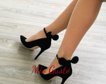 ADRIANA Black pumps