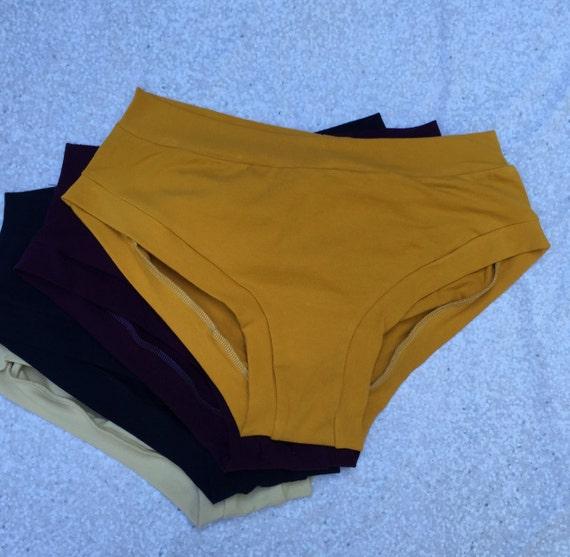 Mellow Color Theme Solid Underwear Pack - Elastic Free - Comfy Undies - Scrundlewear - Scrundies -