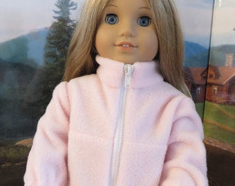 18 Inch Doll Clothes - Fleece Jacket