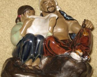 Shiwan Artistic Ceramic Factory Figurine