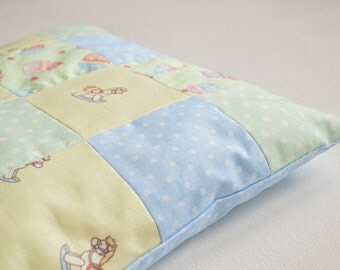 "2Sided pillow ""Сupcakes"" (PATCHWORK)"