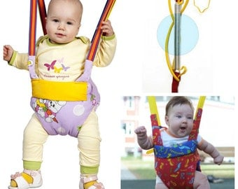 Baby Jumper, Swing, Trapeze, Bungee, Exerciser