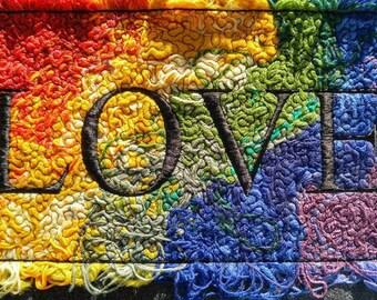 Love is Love Series - Art for Orlando