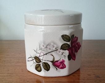 Vintage Frank Cooper Oxford Marmalade Jar, Sandland Ware
