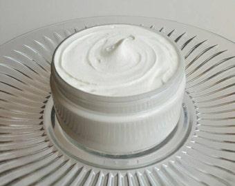 Whipped Body Butter, Mango Butter and Shea Butter, Body Butter, Freshly Whipped Body Butter, All Natural Body Butter, Skin Repairing