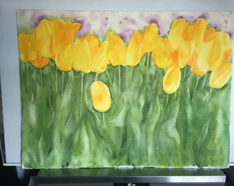 Tulips by Karin Weibert