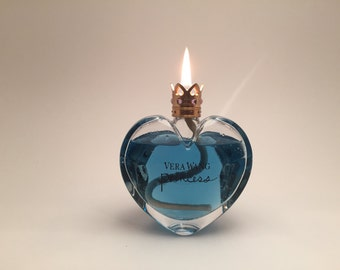 Your Perfume Bottle Oil Lamp