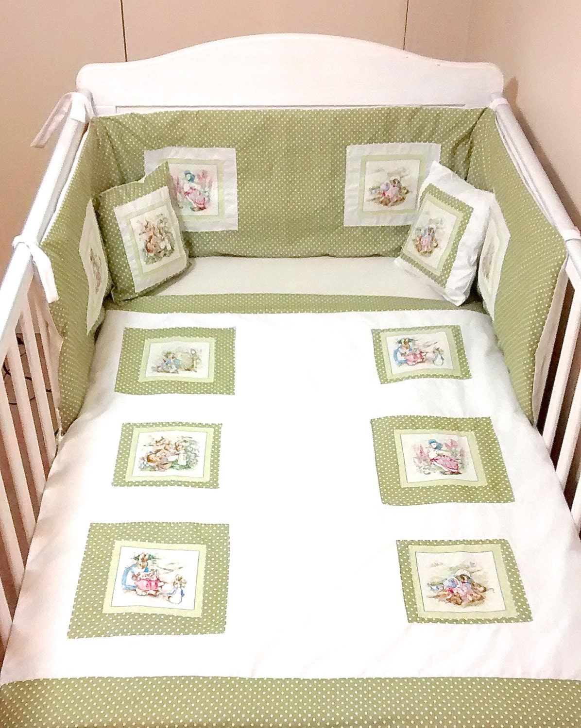 Beatrix Potter Nursery Bedding Sale