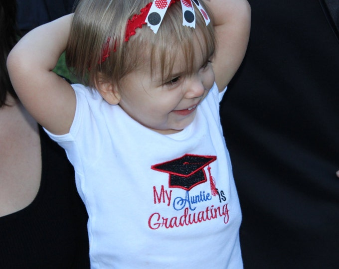 Girls Graduation shirt,Boys Graduation,Daddy's Graduation,Mommy's Graduation, Auntie's Graduation,Graduation Celebration shirt boy and girl