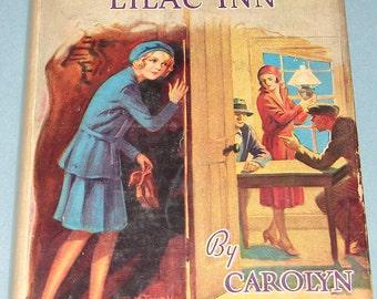Nancy Drew #4 Lilac Inn Internals DJ