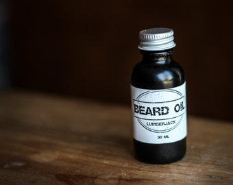 Men's Beard Oil - NEW Scents Available!