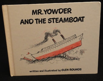 Mr. Yowder and the Steamboat  1977