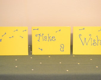 Make a Wish: Original Design
