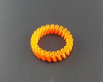 Flexible and reversable bracelet - flexible and reversible Bracelet