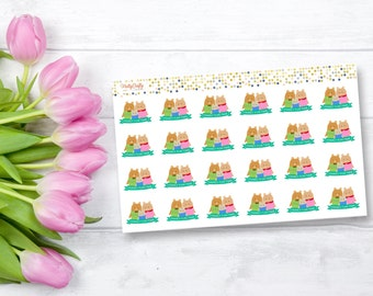 Family Time planner stickers | Cute family stickers | Bear family stickers | Family fun stickers | Event stickers