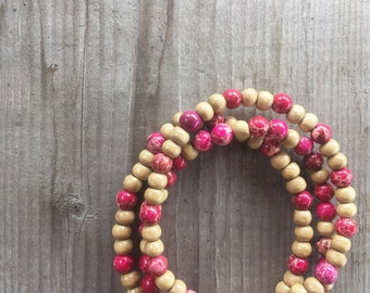 Boho bracelet, bracelet, bracelet jasper