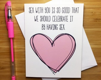 Naughty husband card etsy funny sex card funny love card sexy card naughty card anniversary card m4hsunfo