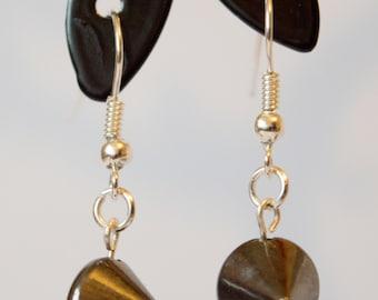 Single Spike Drop Earrings
