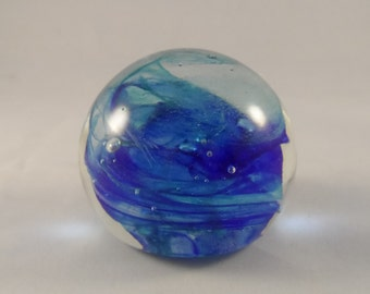 Isle of Wight Studio Glass Paperweight