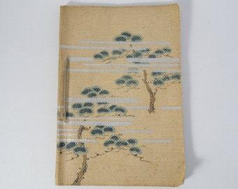 Japanese Antique book, Kodan script